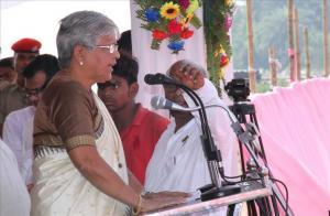 Raseswari Panigrahi MLA